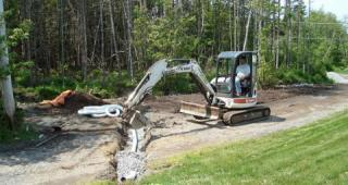 Lawn Drainage Solutions in Halifax, NS